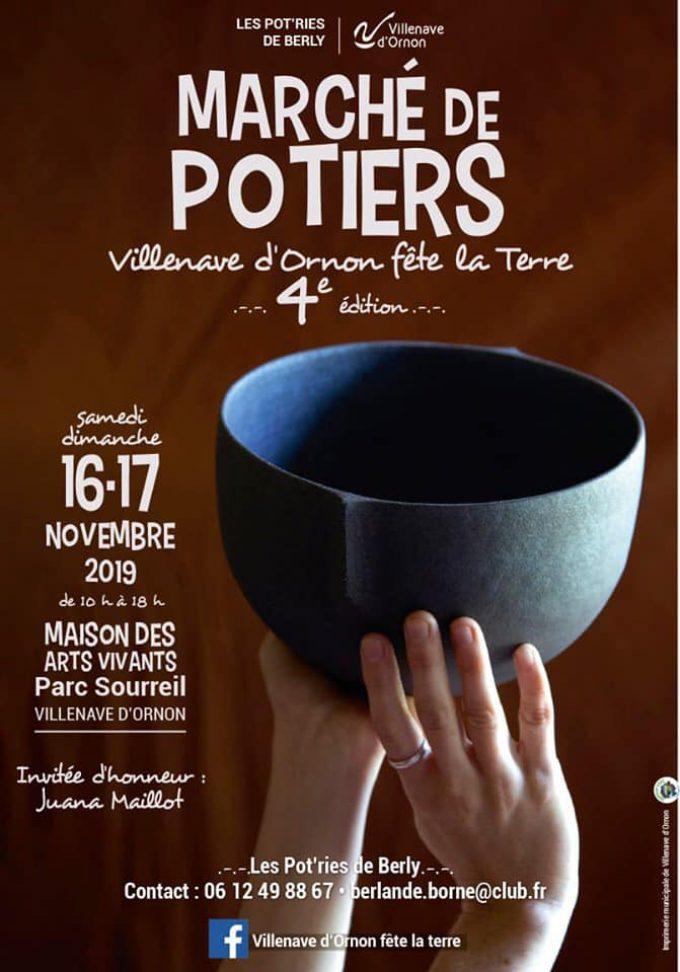 4ème Marché de Potiers de Villenave d'Ornon
